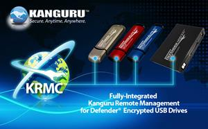 Kanguru Remote Management Console and Defender Secure USB Drives Are An Ideal Solution for Securing Sensitive Data