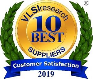 VLSIresearch Customer Satisfaction Survey 10 BEST