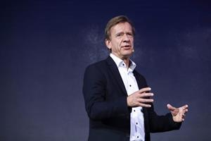 Håkan Samuelsson, president and chief executive of Volvo Cars