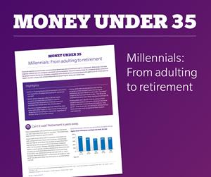 Millennials: 'Saving for retirement can wait'