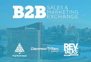 Leaders In AI, ABM And Revenue Marketing Sign On As Sponsors For B2B Sales & Marketing Exchange