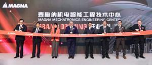 Magna mechatronics China Engineering Center