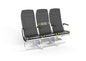 New Spirit Airlines Seats