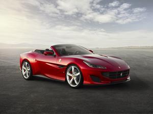 Ferrari's Portofino