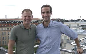 Mynewsdesk & Mention CEOs