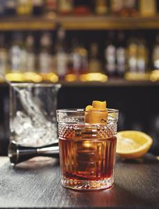 Classic Bourbon Old Fashioned
