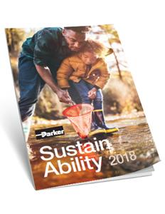 Parker 2018 Sustainability Report