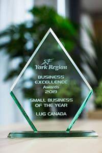 York Region Business Excellence Awards 2019