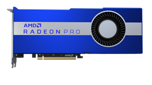 AMD Radeon™ Pro VII graphics card