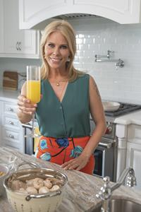 Emmy® - nominated actress Cheryl Hines Starts an Open Dialogue about Painful Sex due to Menopause