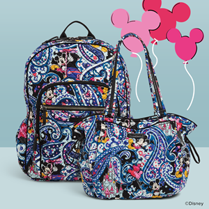 Mickey's Whimsical Paisley 1