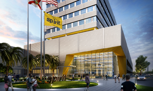 New Spirit Airlines HQ
