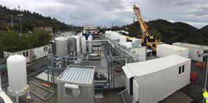 Italy's First Landfill Gas Upgrading to Renewable Natural Gas (RNG) Plant