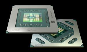 AMD Radeon(TM) Pro 5000 Series GPUs
