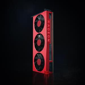 AMD Radeon VII Gold Edition graphics card