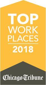 Chicago Tribune Names Flexera a 2018 Top Workplace