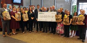 WSFS Bank Accepting Donations for Fall Food Drive at All Locations