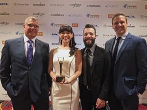 Twenty Over Ten Honored as a Gold Stevie® Award Winner in 2019 American Business Awards®