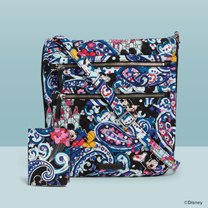 Mickey's Whimsical Paisley 8