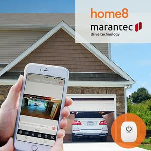 Marantec America to Offer Home8 Video-Verified Garage Door System for Remote Control and Access