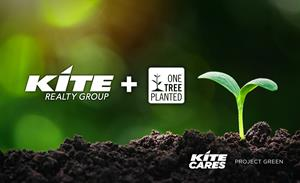 Kite Realty Group: Project Green