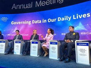 Ctrip CEO Jane Sun Discuses Globalization 4.0 At Davos 3