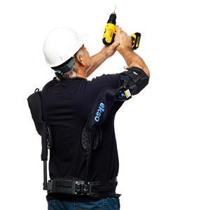 Ekso Bionics' EVO Upper Body Exoskeleton