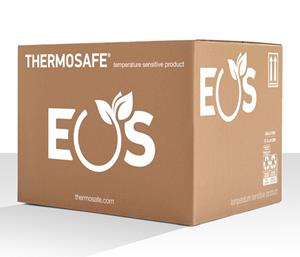 EOS™ Line of Curbside Recyclable Temperature Controlled Parcel Shippers