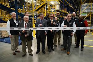 Tractor Supply's Frankfort, N.Y. Distribution Center