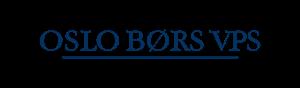 Oslo Bors VPS logo