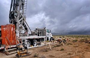 Nevada Exploration's South Grass Valley Gold Project