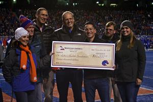 Mountain America Donates $16,000 to St. Luke's Health Foundation