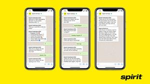 Spirit Airlines Debuts WhatsApp for Seamless Communication with Guests