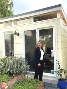 Zephyr Real Estate's Lucinda Otto Certified As a Green Business 2