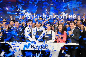 Nasdaq Welcomes Luckin Coffee Inc. (Nasdaq: LK) to The Nasdaq Stock Market