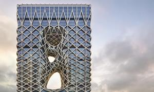 Morpheus at City of Dreams Macau wins 2019 Building of the Year Award, Hospitality Architecture Category