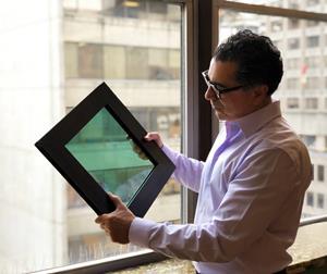 SolarWindow Chairman, Harmel Rayat.