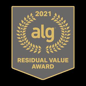 ALG 2021 Residual Value Awards