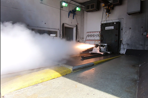 Aerojet Rocketdyne successfully completes tests of a subscale OpFires propulsion system