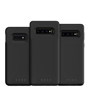 mophie juice pack battery cases for the Samsung Galaxy S10e, S10, and S10+