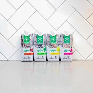 GAIAM Organic Green Teas