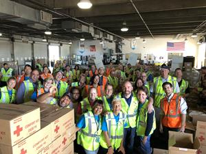 American Airlines Disaster Relief