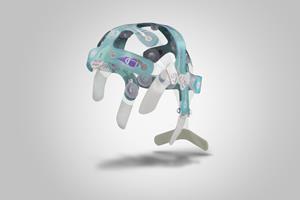 NeuroCap, a disposable EEG headset