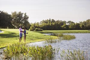 Orlando Luxury Resorts Fishing Program
