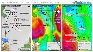 South Grass Valley Drill Collars - December 2018