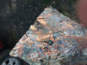 Madison Copper Gold Mine