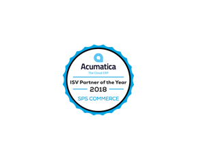 SPS Commerce named ISV Partner of the Year by Acumatica