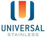 Universal Stainless logo