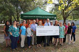 Smithfield Foods – Food Bank of Central & Eastern North Carolina