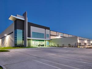 Plantgistix New Baytown Facility